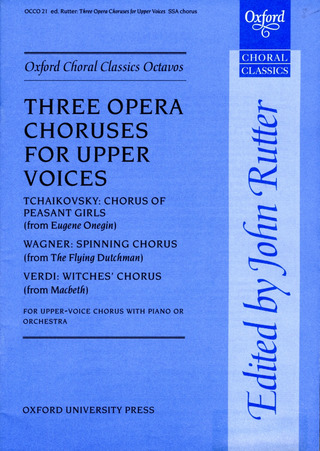 Three Opera Choruses for Upper Voices