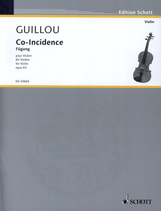 Jean Guillou: Co-Incidence op. 63 (2001)