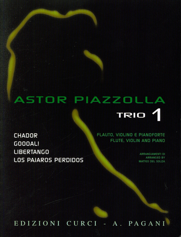Astor Piazzolla: Trio 1
