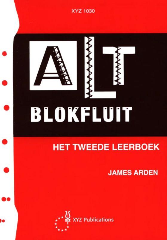 James Arden ALT Blockflöte fünftes Lehrbuch