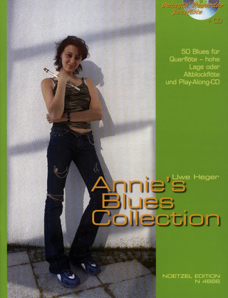 Uwe Heger: Annie's Blues-Collection.