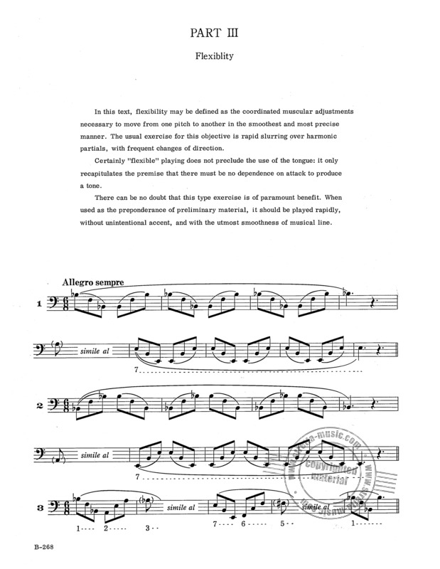 Marsteller R. L.: Basic Routines For Trombone (3)