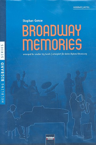 Stephan Genze: Broadway Memories
