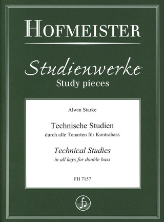 Alwin Starke: Technical Studies in all keys