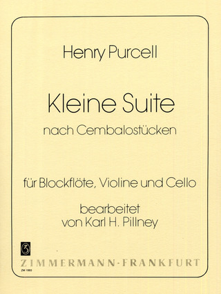 Henry Purcell: Kleine Suite