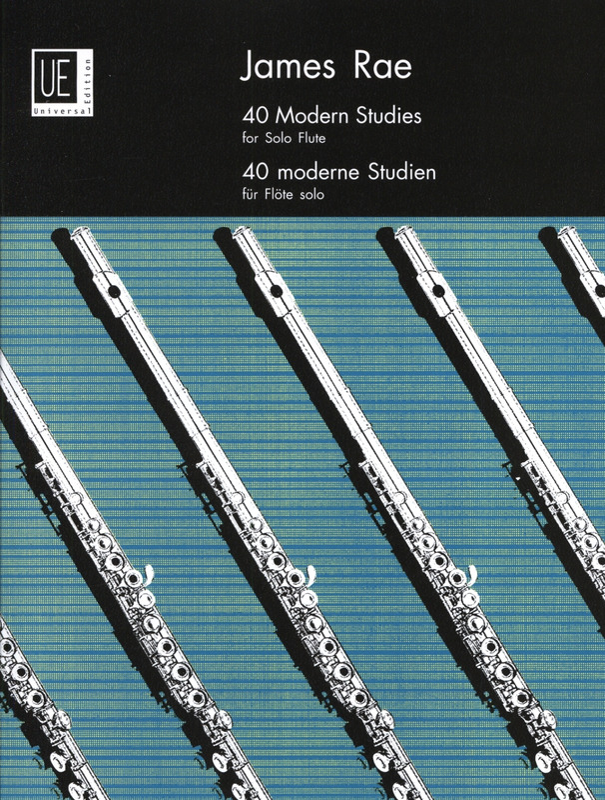 James Rae flute PROGRESSIVE JAZZ STUDIES easy level