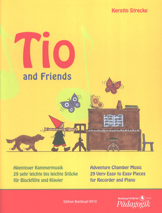 Kerstin Strecke: Tio and Friends