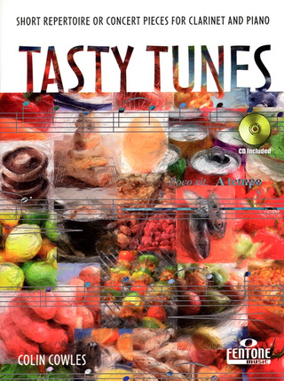 Colin Cowles: Tasty Tunes - Klarinette