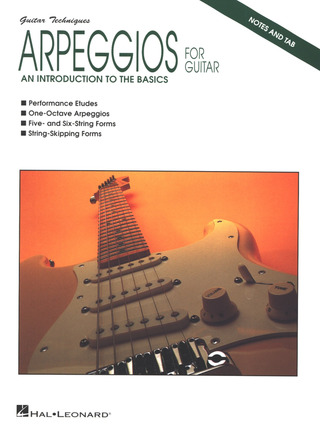 Arpeggios For Guitar An Introduction To The Basics