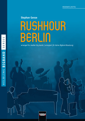 Stephan Genze: Rushhour Berlin