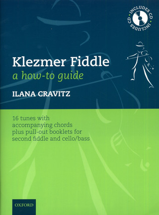 Cravitz Ilana: Klezmer Fiddle - A How To Guide