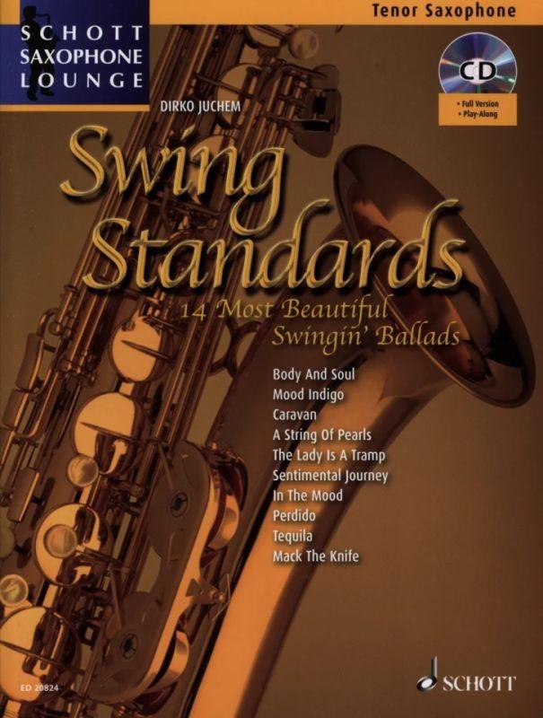 Swing Standards   buy now in Stretta sheet music shop