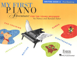 Randall Faber et al.: My First Piano Adventure - Writing Book A