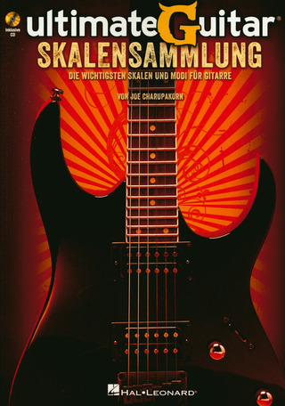 Joe Charupakorn: Ultimate Guitar Skalensammlung