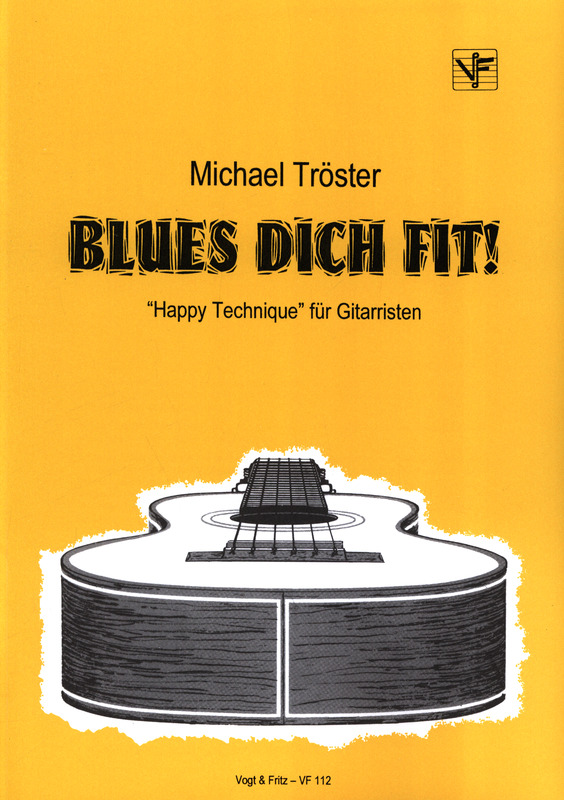 Troester Michael: Blues Dich Fit