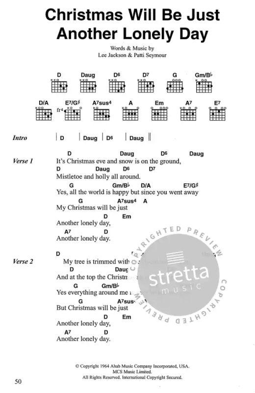Big Christmas Guitar Chord Songbook Buy Now In Stretta Sheet