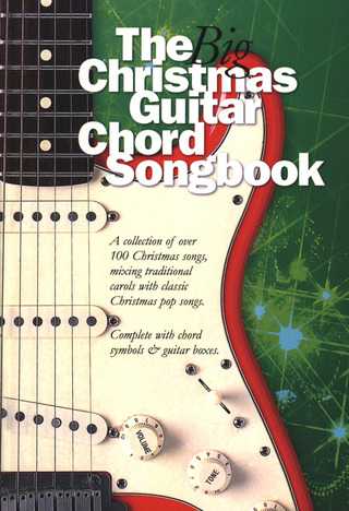 Big Christmas Guitar Chord Songbook