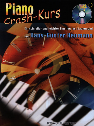 Hans-Günter Heumann: Piano Crash-Kurs