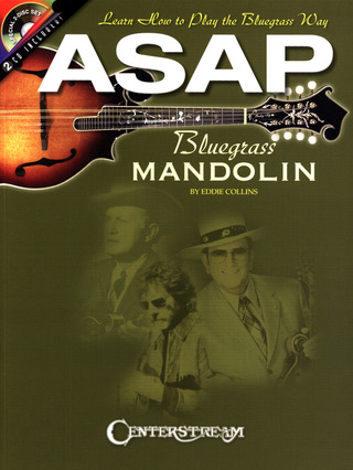Eddie Collins: ASAP Bluegrass Mandolin