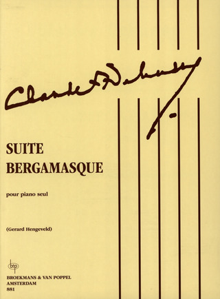Claude Debussy: Suite Bergamasque