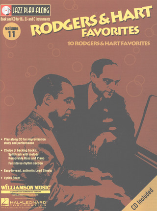 Richard Rodgers et al.: Rodgers & Hart Favorites