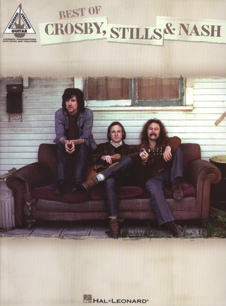 Crosby, Stills and Nash: Best Of Crosby, Stills And Nash (Guitar Recorded Versions)