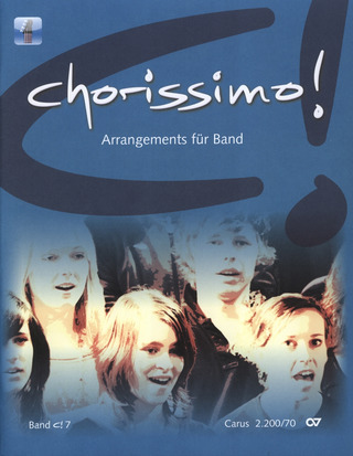 Chorissimo. Arrangements für Band 1