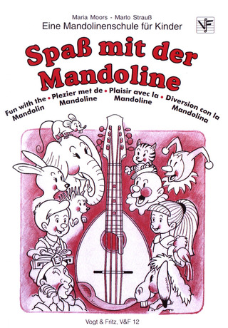 Marlo Strauss et al.: Fun with the Mandolin 1