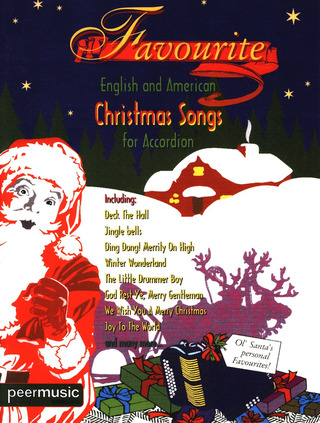 Favourite English and American Christmas Songs