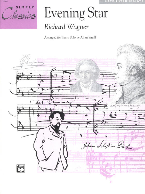 Richard Wagner: Evening Star (Aus Tannhaeuser)