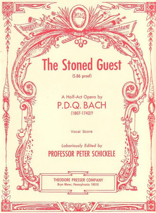 P.D.Q. Bach: The Stoned Guest