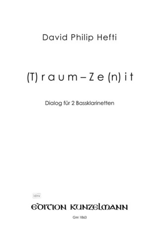 Hefti David Philip: (T)raum-Ze(n)it (2008)