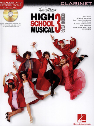 High School Musical 3 - Clarinet