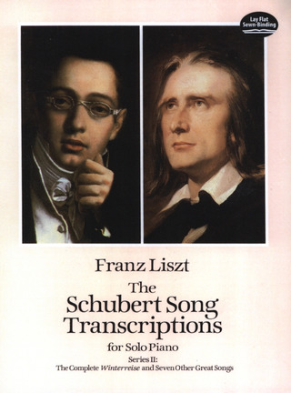 Franz Liszt: The Schubert Song transcriptions for solo piano vol.2