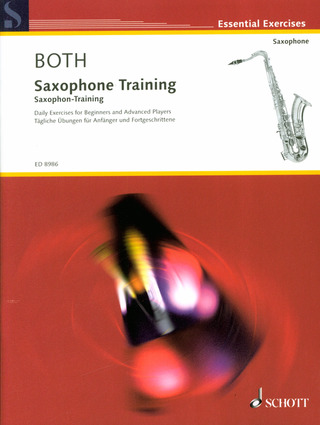 Heinz Both: Saxophon-Training
