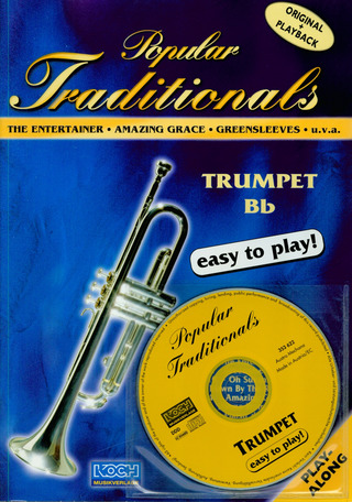 Popular Traditionals – Trumpet