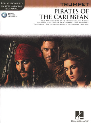 Klaus Badelt y otros.: Pirates of the Caribbean
