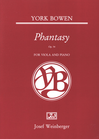 York Bowen: Phantasy op. 54
