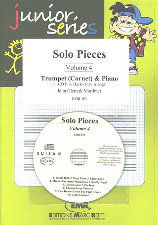John Glenesk Mortimer: Solo Pieces Vol. 4 + CD