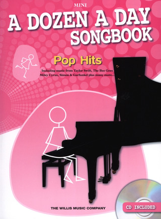 A Dozen A Day Songbook: Pop Hits - Mini