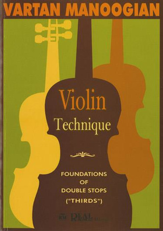 Vartan Manoogian: Violin technique 1