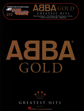 ABBA: E-Z Play Today 272: Abba Gold