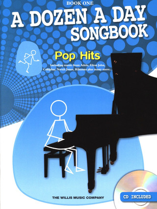 A Dozen A Day Songbook: Pop Hits - Book One