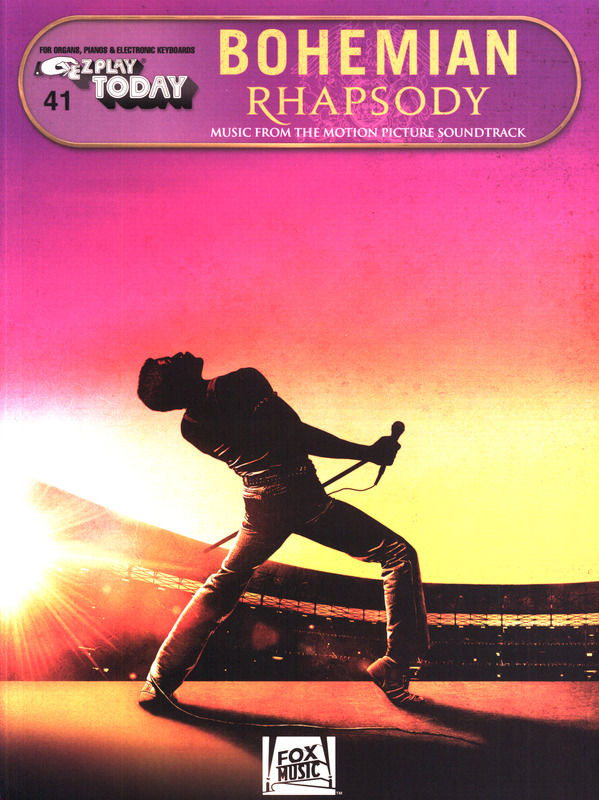 Queen: E-Z Play Today Volume 41: Bohemian Rhapsody - Music From The Motion Picture Soundtrack