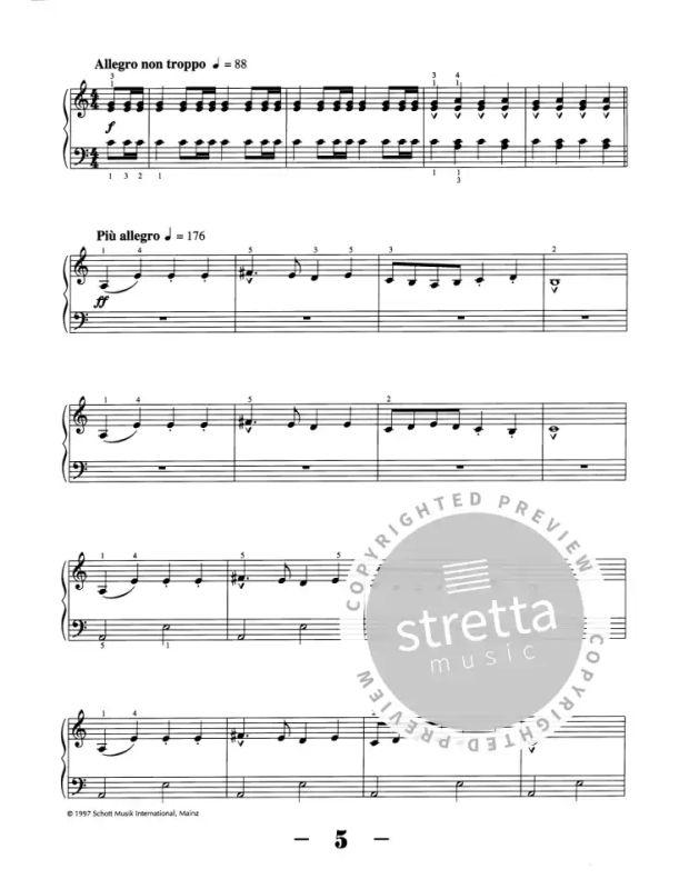 loriot ein klavier text