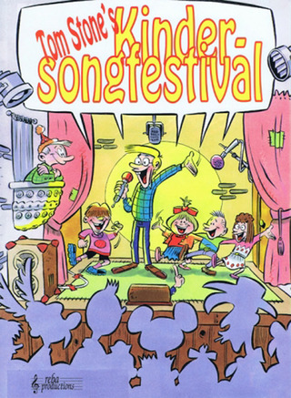 Tom Stone: Kindersongfestival