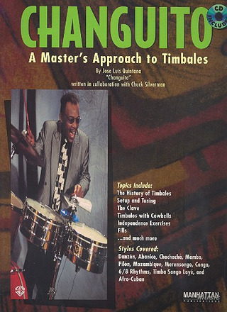 Changuito + Quintana J. L.: A Master's Approach To Timbales