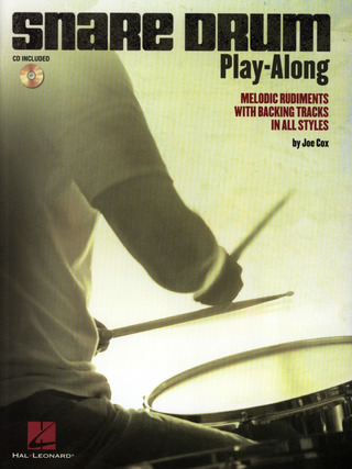 Joe Cox: Snare Drum Play-Along