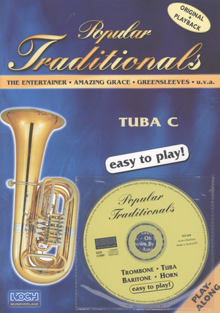 Popular Traditionals - Trombone