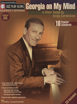 Hoagy Carmichael: Georgia On My Mind And Other Songs By Hoagy Carmichael